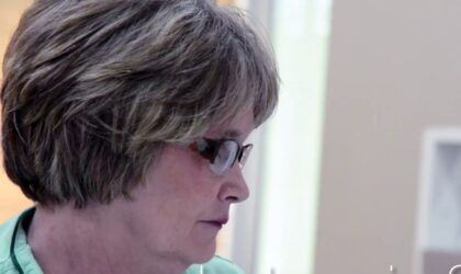 Debbie Stroke Stem Cell Patient