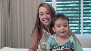 脊柱裂幹細胞治療為Matheus帶來「無數」改善